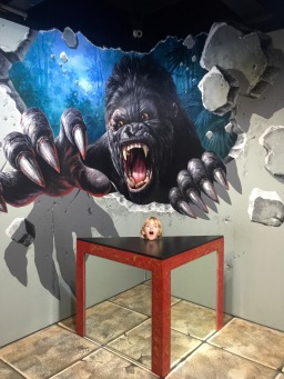 Scary King Kong