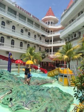 Landcons Hotel, Cenang