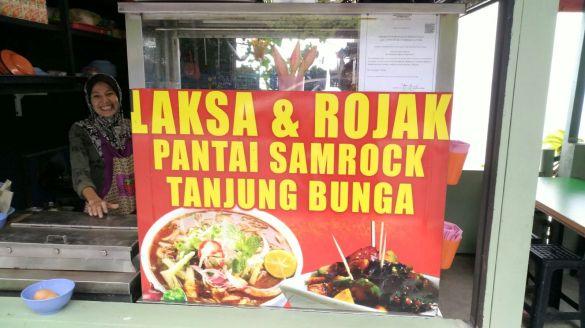 Hawker stall