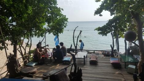 Rustic Campsite and Beach Bar
