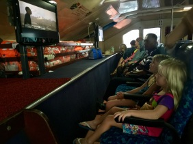 Luxury Ferry with onboard entertainment