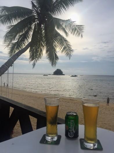 Tioman beach bar