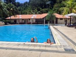 Selesa's Sparkling Pool
