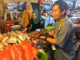 KK Seafood market