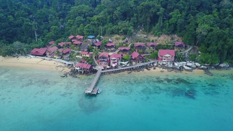 Tioman accommodation