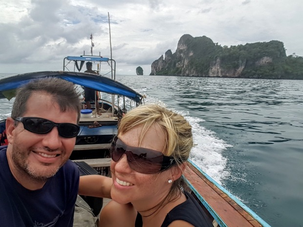 Our first trip to Krabi