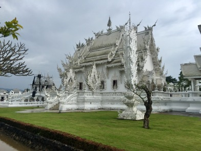 The White Temple Chiang Rai Thailand