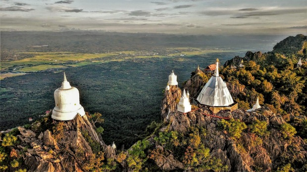 Wat Chaloem Thailand