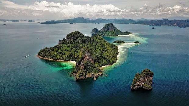 KRABI 4 Island Tour Thailand