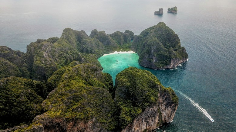 Phi Phi Lee Island - Maya Bay Thailand