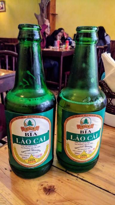 Lao Cai Beer