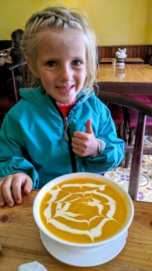 Sapa Pumpkin Soup
